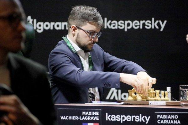 Сергей Шипов: Все-таки в шахматах ничейные тенденции очень велики