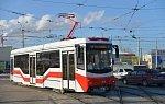 Уралвагонзавод в Уфе начал испытания трамвая, подходящего для маломобильного населения