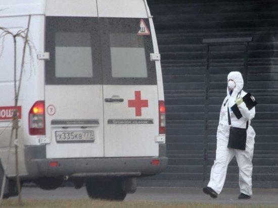 В Подмосковье выявлен новый случай заражения коронавирусом