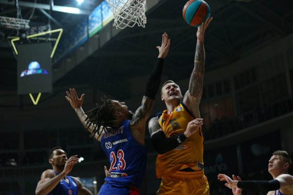 Российская федерация баскетбола объявила перерыв в соревнованиях