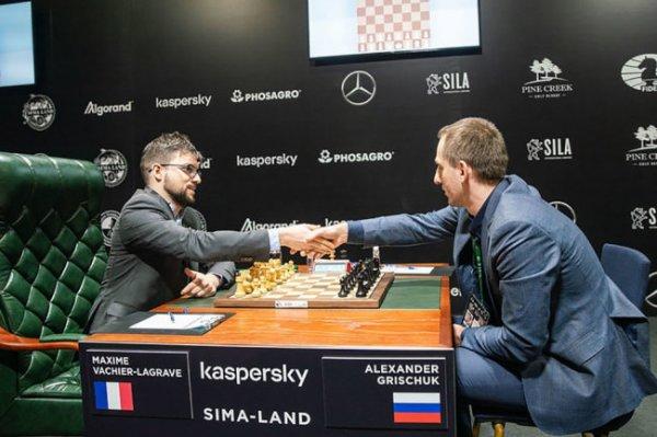 В Екатеринбурге продолжается турнир претендентов