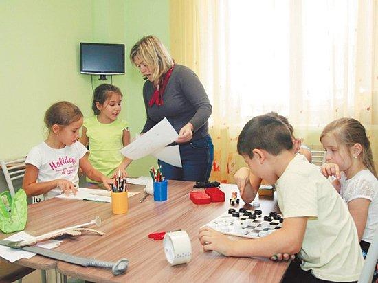 Детей из дежурных школьных групп будут учить логопеды и психологи