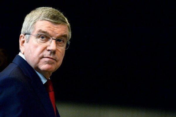 Глава МОК рассказал об отмене Олимпийских игр
