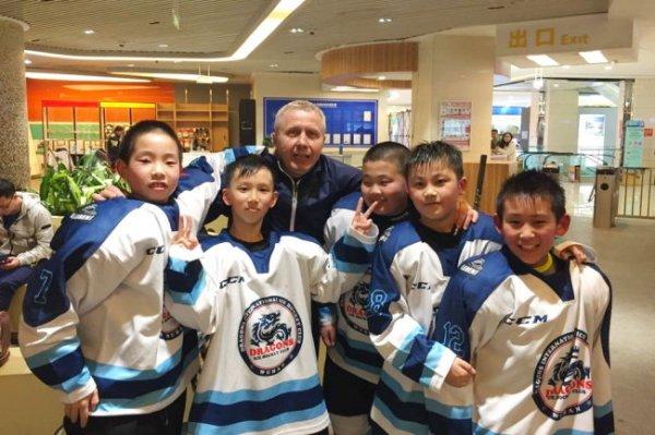 Барнаульский хоккейный тренер последние годы работал в Китае