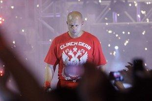 Шлеменко принял вызов Емельяненко на бой