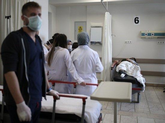 Минздрав рекомендовал регионам хоронить погибших от коронавируса в закрытых гробах