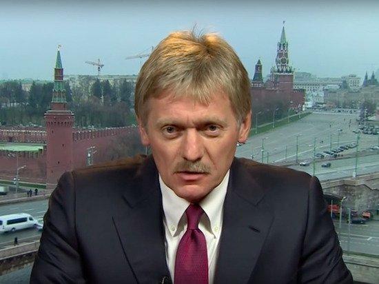 Кремль счел вторичной проблему экономических последствий из-за мер по коронавирусу