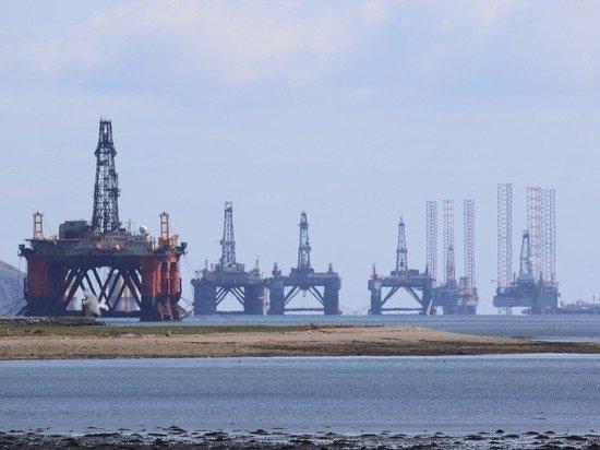 Норвегия приготовилась нанести удар в нефтяной войне
