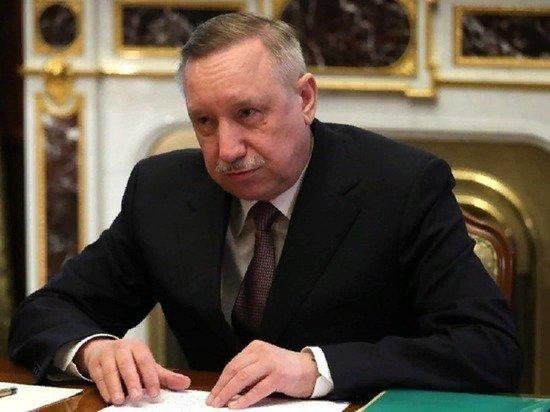 В Санкт-Петербурге ввели для жителей режим самоизоляции