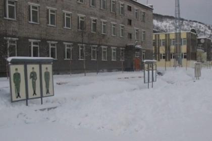 Появились подробности взрыва в российской воинской части