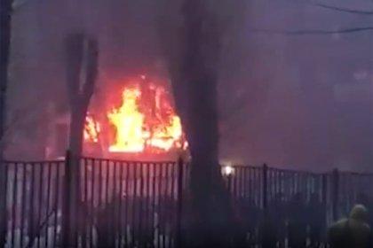 Очевидица рассказала о взрыве в жилом доме в Магнитогорске