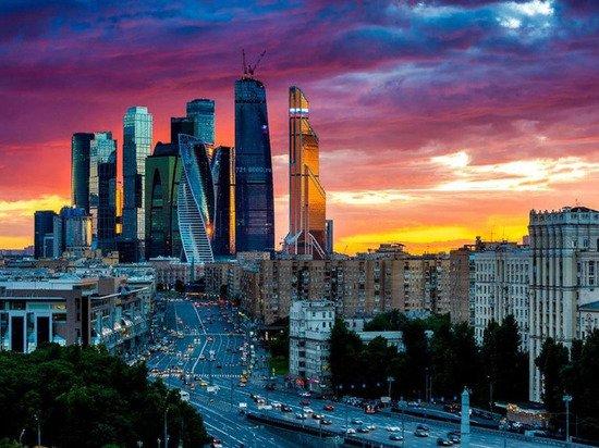 Концентрация загрязняющих веществ в воздухе Москвы снизилась из-за режима самоизоляции