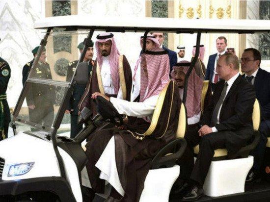 Саудиты поставили России ультиматум по нефти