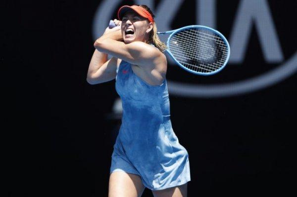 Шарапова вышла во второй круг виртуального US Open