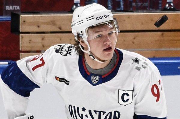Капризов отказался продлевать контракт с ЦСКА и отправится в НХЛ