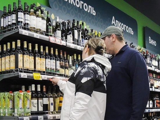 В России аномально вырос спрос на спиртное