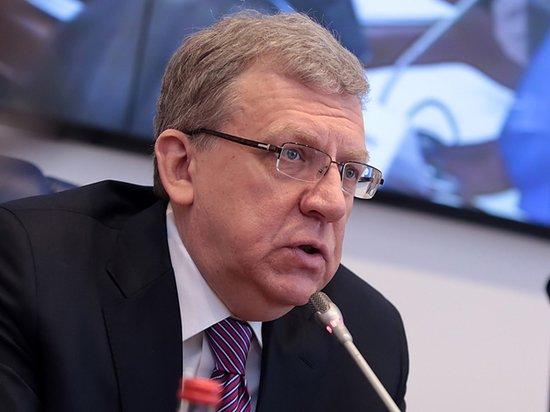 Кудрин предупредил о новом ударе по российской экономике из-за коронавируса