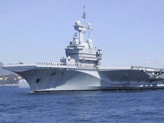 Коронавирус нашли у 668 моряков с авианосца
