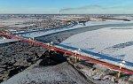 Ростехнадзор принял мост через Амур в Китай
