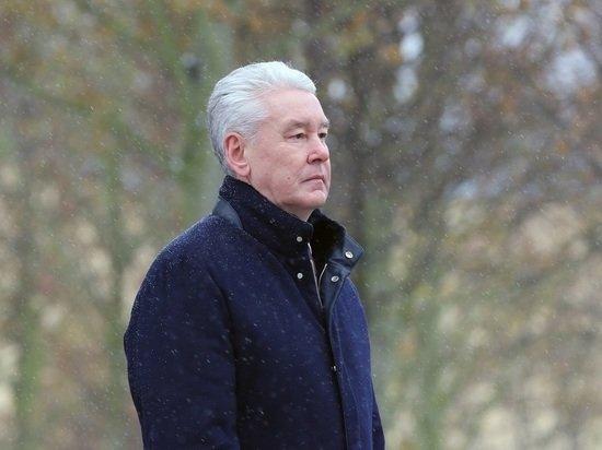 Собянин рассказал, когда в Москве могут снять ограничения