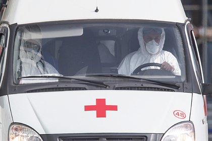 Первая смерть от коронавируса зафиксирована в еще одном регионе России