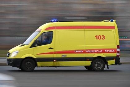 Один человек погиб в результате пожара в доме престарелых в Москве