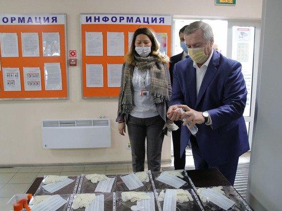В Ростовской области вводят «масочный» режим