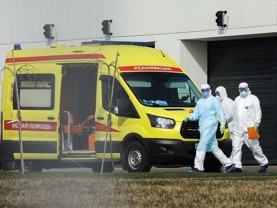 Еще 51 пациент с коронавирусом скончался в Москве