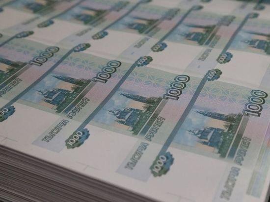 Налогов в России собрали меньше на треть