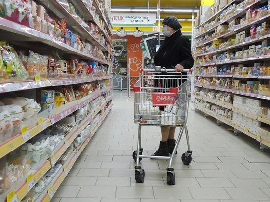Продовольственную инфляцию разогнали три продукта