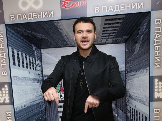 Эмин Агаларов объявил о разводе в день рождения тещи