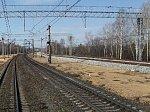 Открыто движение поездов по новому третьему пути на участке Косулино – Баженово Свердловской железной дороги