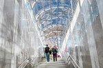 На пригородном вокзале Челябинск открыта новая платформа