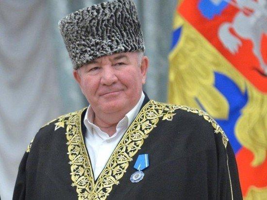 Муфтий Бердиев рассказал о своем состоянии при коронавирусе