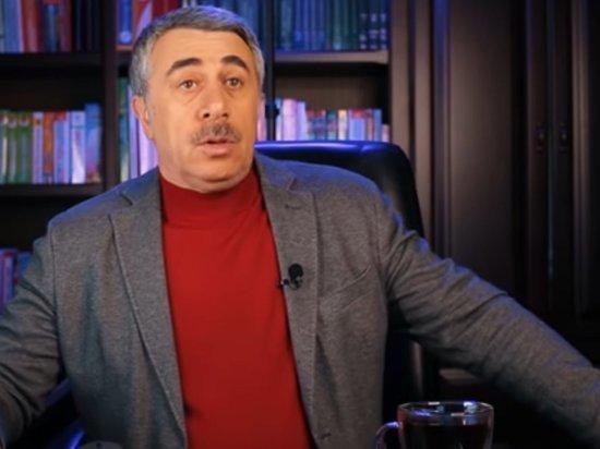 Доктор Комаровский назвал ошибки при использовании антисептиков