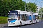 Новые минские троллейбусы будут развозить жителей Петербурга в белые ночи