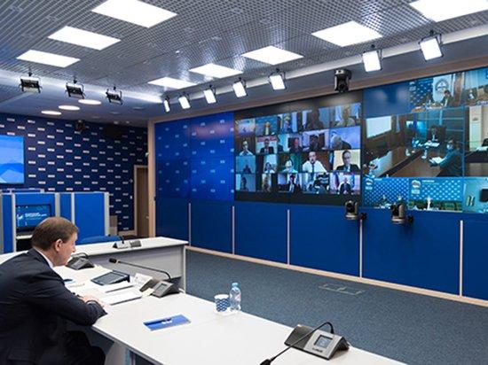 Рабочая группа ЕР представила предложения в национальный план восстановления экономики