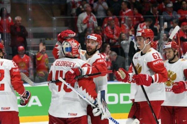 Россию и Канаду поменяли группами на ЧМ-2021