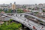 В Челябинске открыли самую большую в городе дорожную развязку
