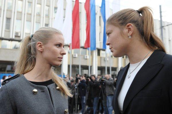 Сафина и Дементьева попали в список лучших