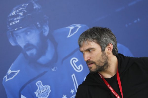 Овечкин в девятый раз стал лучшим снайпером регулярного чемпионата НХЛ
