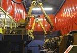 На Тихвинском вагоностроительном заводе роботизирован очередной производственный процесс