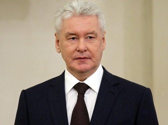 Собянин: Режим ограничений в Москве продлится до получения вакцины