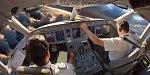 Пилоты самолётов будут получать метеорологическую и аэронавигационную информацию в цифровом виде