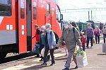 В регионах восстанавливается движение пригородных поездов