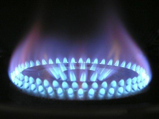 Объяснилась остановка газа по трубопроводу