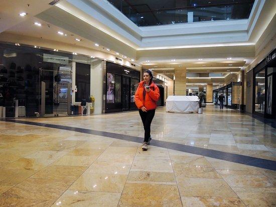 В Москве с 1 июня откроются торговые центры