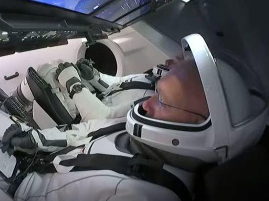 Запуск корабля Маска Crew Dragon: онлайн-трансляция