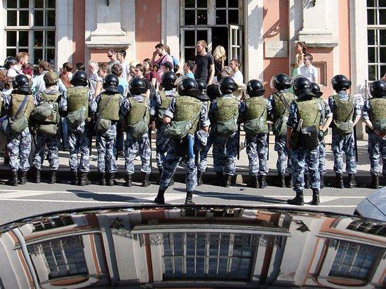 Российские полицейские о жесткости американских коллег: «У нас тоже так задерживают»
