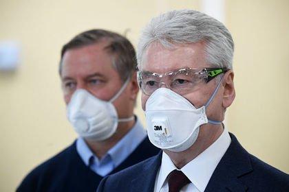 Собянин призвал власти и население бороться с коронавирусом сообща